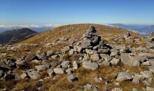 Mt. Pollino - Peak