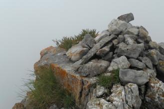 Serra delle Ciavole (foresummit), 7181ft / 2130m