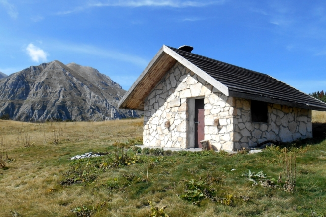 Mountain hut - Rifugio Martellese