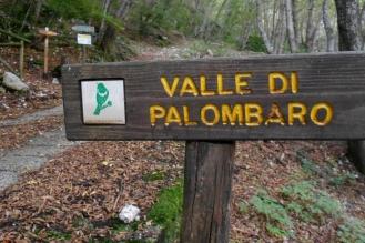 Trailhead - Valle di Palombaro