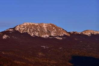 East face of Serra delle Ciavole