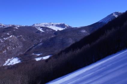Serra delle Ciavole (west face)