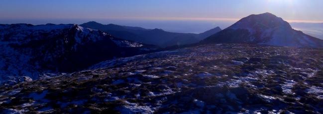Serra delle Ciavole e Serra Dolcedorme