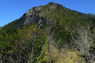 Monte La Castellucia, the south ridge
