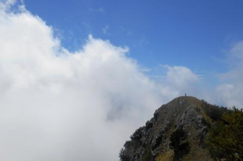 Monte Canitello (eastern summit)