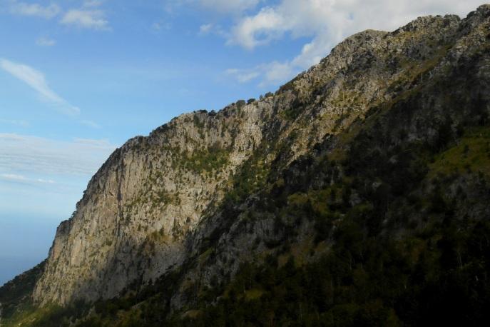 Monte La Caccia (from Serra La Croce)