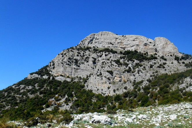 Monte Sellaro from the south-west